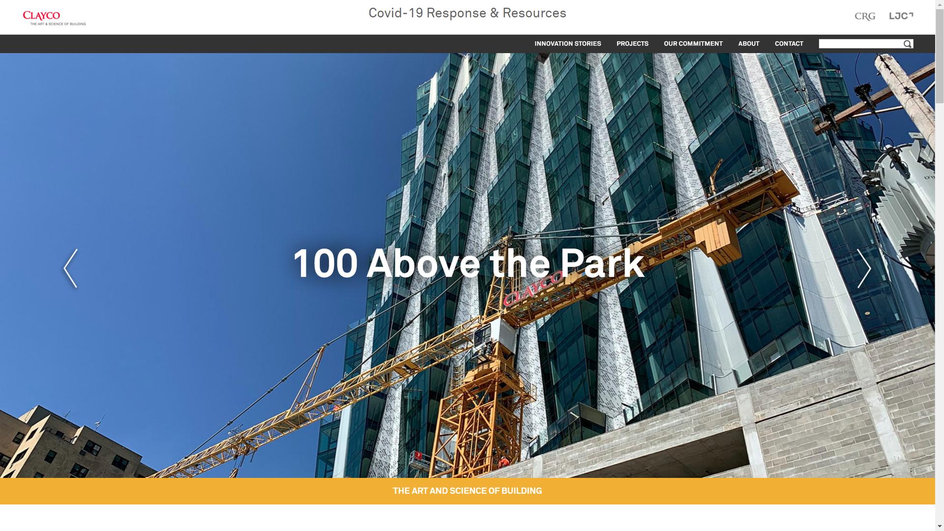 Clayco Homepage
